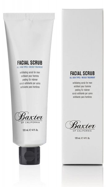 Baxter Of California Exfoliating Facial Scrub for Men