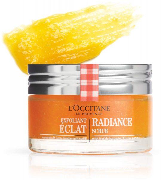 L'Occitane Radiance Face Scrub