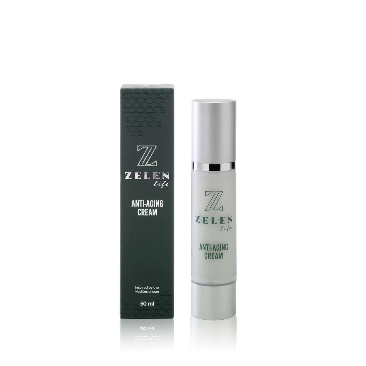 anti aging night cream zelen life