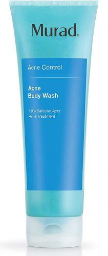 Murad Acne Body Wash Clarifying and Exfoliating Bodywash Gel with Salicylic Acid