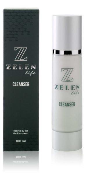 cleanser zelen life