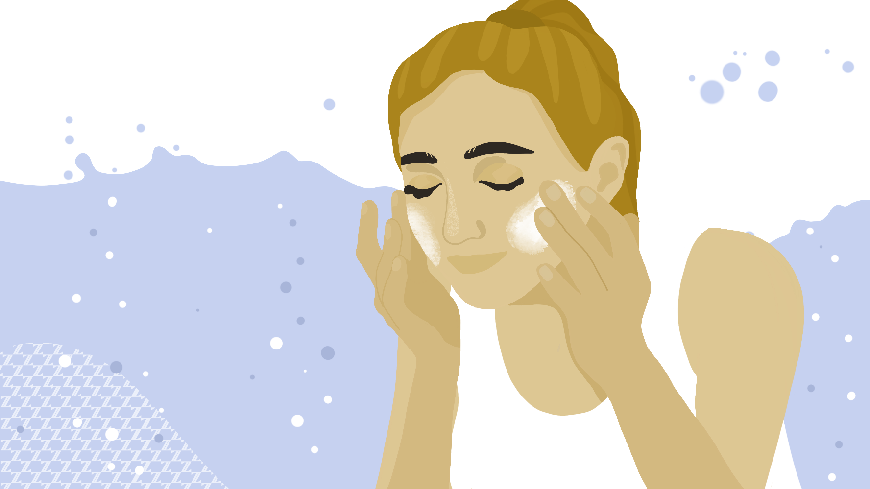 How to cleanse your face properly
