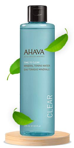 AHAVA Dead SeaMineral Toning Water