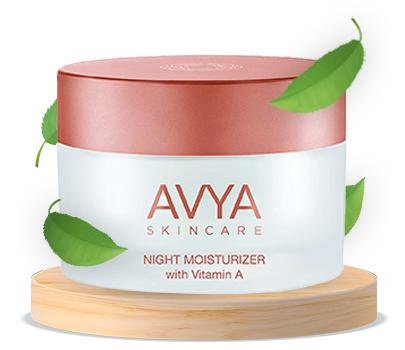 AVYA Skincare Night Moisturizer