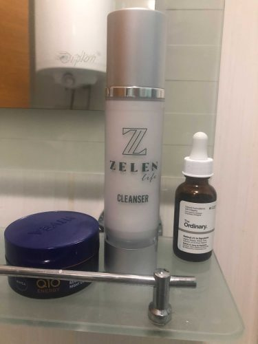 Cleanser photo review