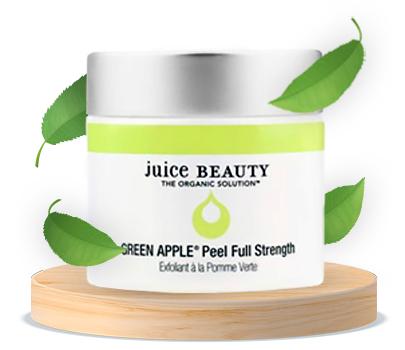 Juice Beauty Green Apple Face Peel Exfoliating Mask with Malic Acid