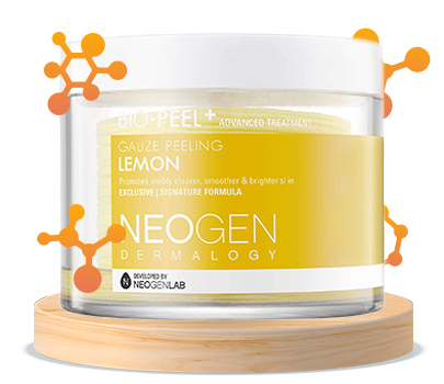 NEOGEN Dermalogy Bio Peel Gauze Peeling Pads (Lemon)