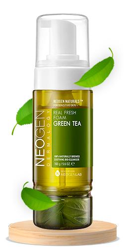 NEOGEN Dermalogy Real Fresh Foam Cleanser (Green Tea)