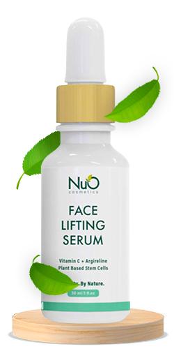 NuOrganic Face Lifting Serum