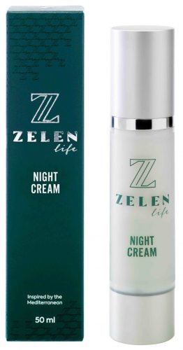 ZELEN Life Night Cream Image