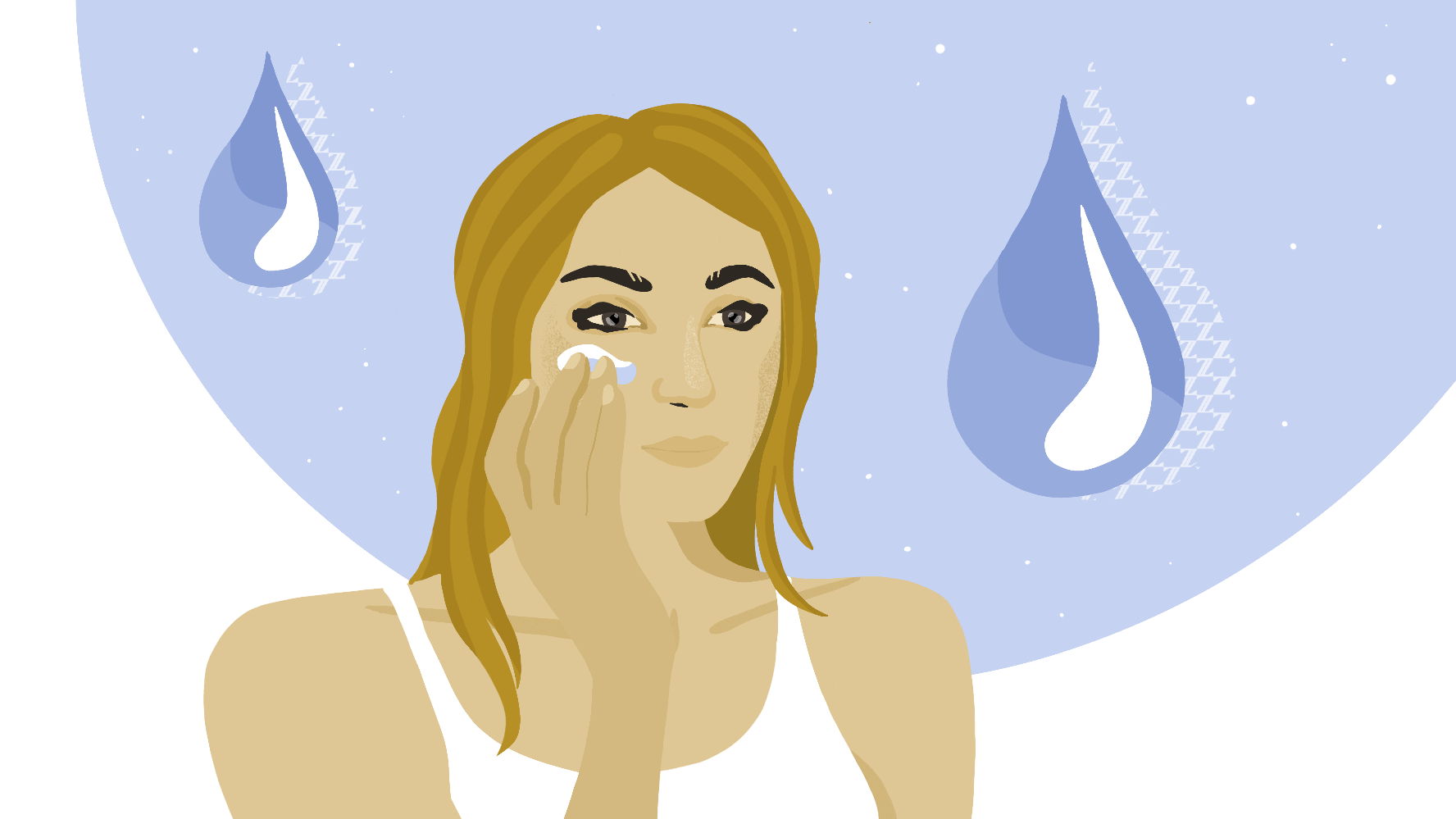 How to apply your face moisturizer properly