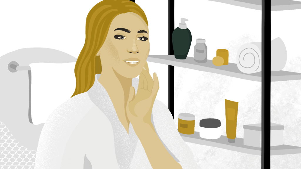 organic acne skincare