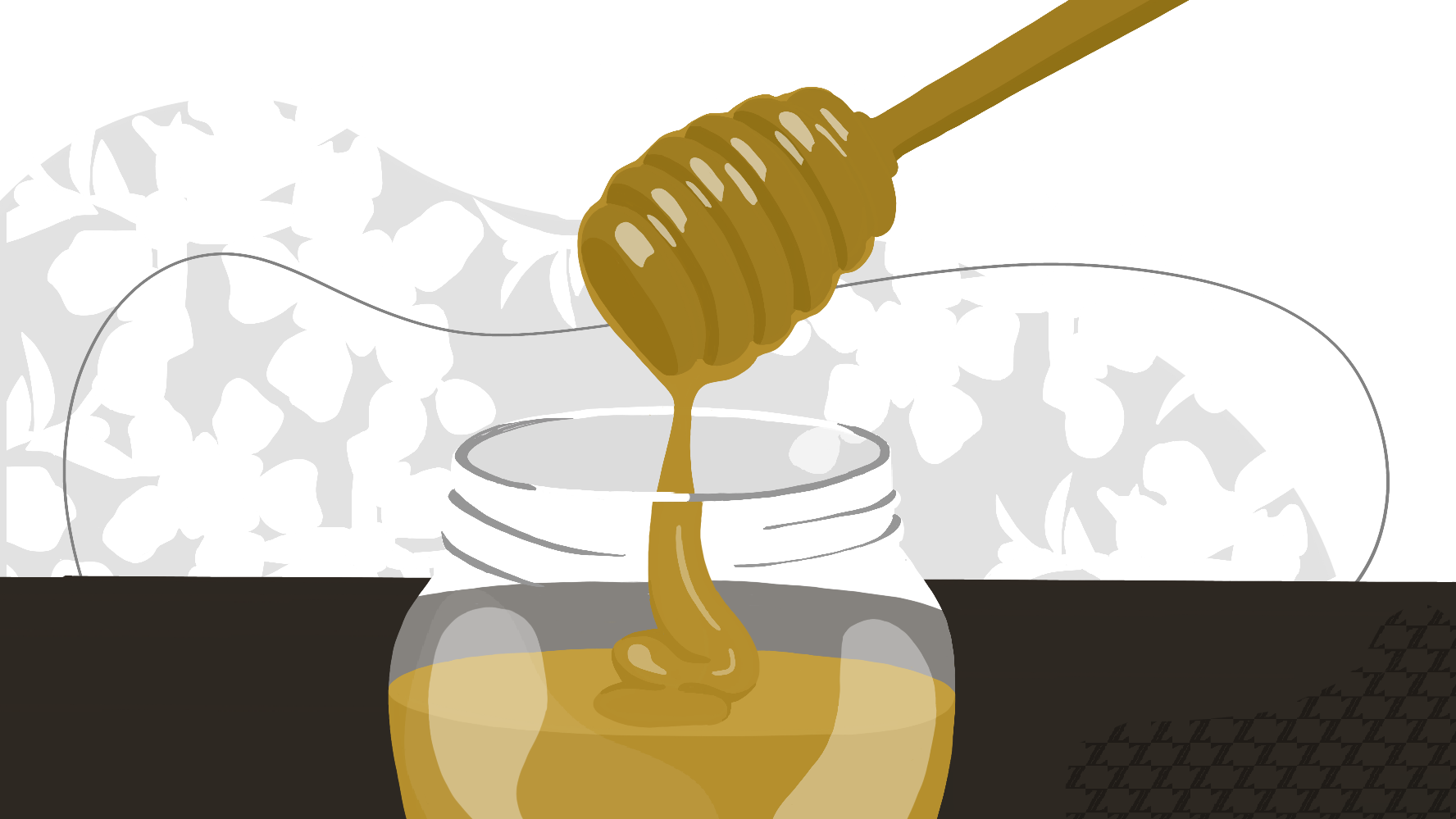 Use Honey: Multitasker Natural Moisturizer for all skin types, hair and lips