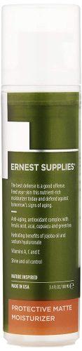 Ernest Supplies Protective Matte Moisturizer