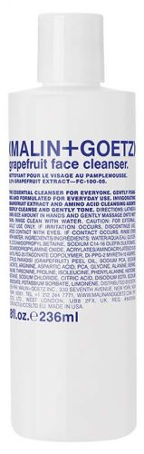 Malin + Goetz Face Cleanser, Grapefruit