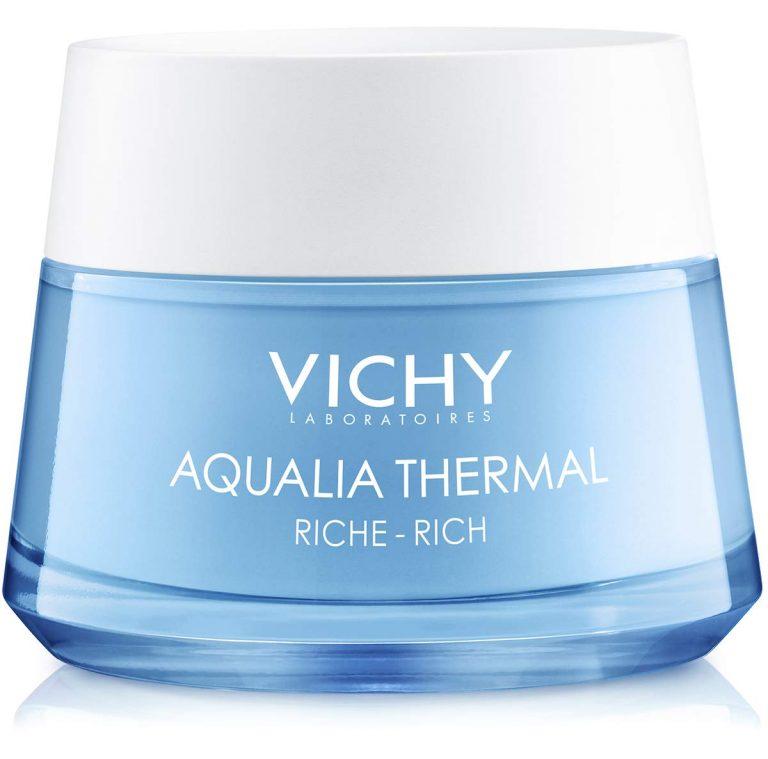 Vichy Aqualia Thermal Rich Face Cream Moisturizer