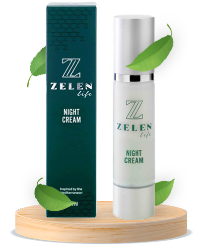 ZELEN Life Night Cream (Anti-Aging)