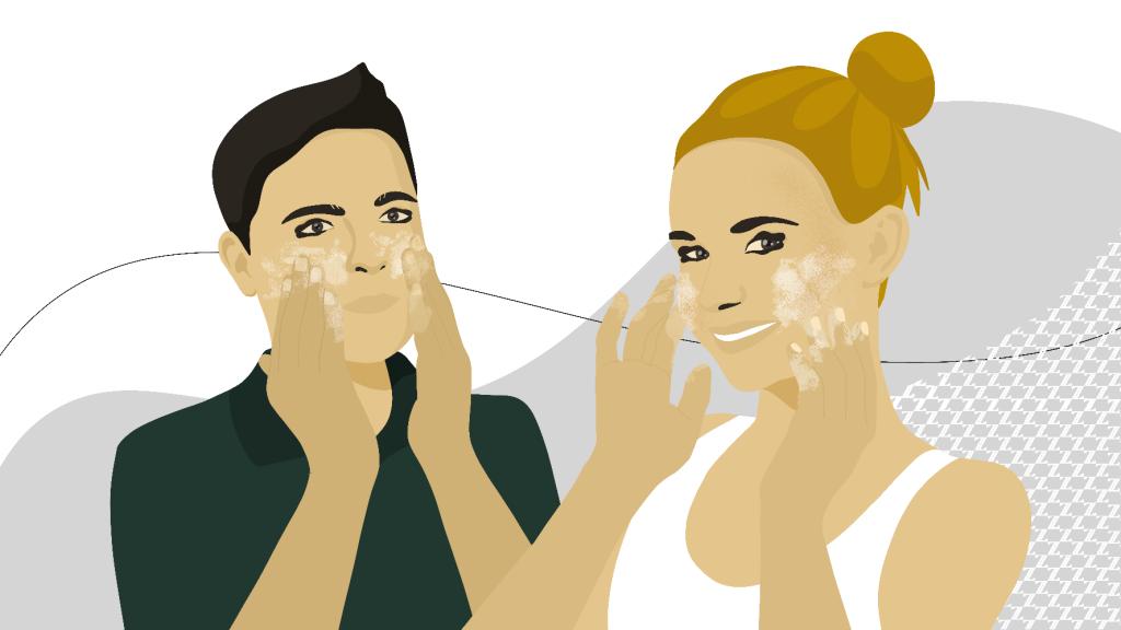 best face wash teens