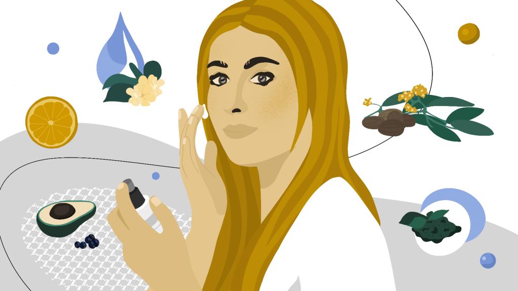 best natural face moisturizer acne prone skin