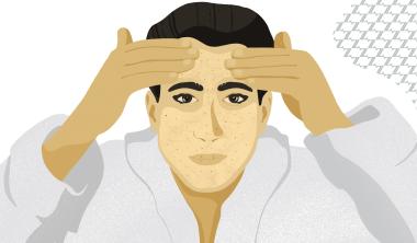 natural skin care for men