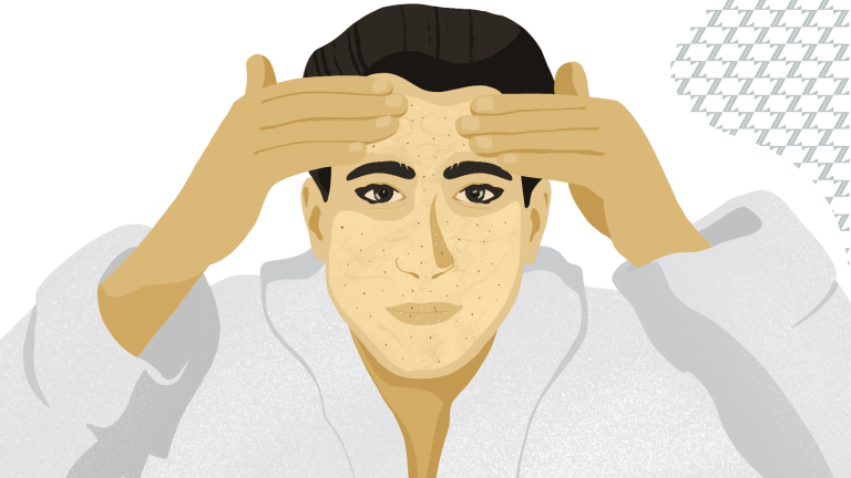 Natural Skin Care Routine for Men (A Dermatologist's Guide)