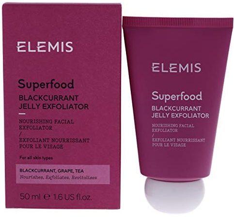 Elemis Superfood Blackcurrant Jelly Exfoliator