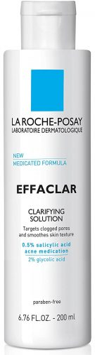 La Roche Posay Effaclar Clarifying Solution Acne Toner