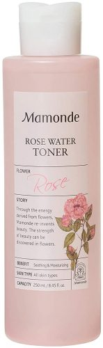 Mamonde Rose Water Toner Organic Damask Facial Rosewater
