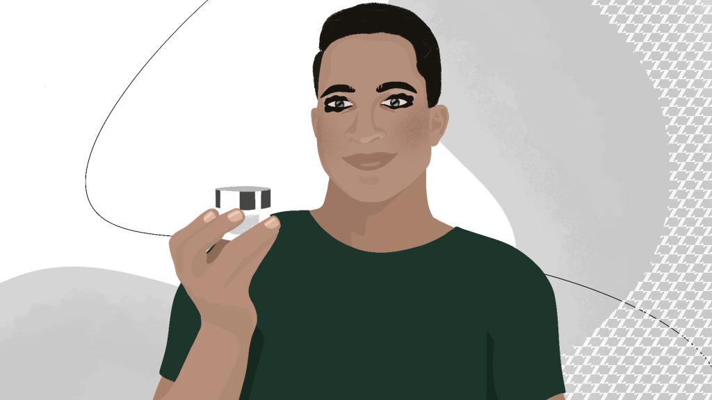 skin care for black men