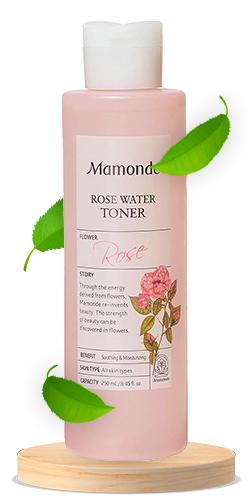 Mamonde Rose Water Toner for Face