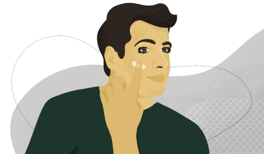 best products for men's oily face