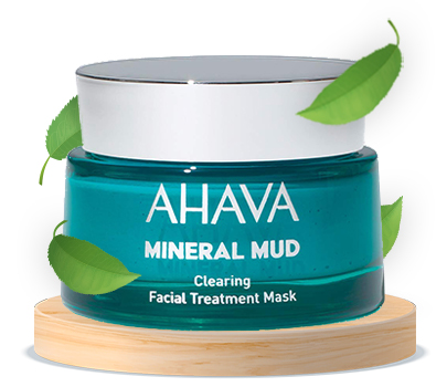 AHAVA Mineral Facial Treatment Mask