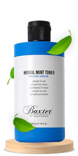 Baxter of California Herbal Mint Toner for Men