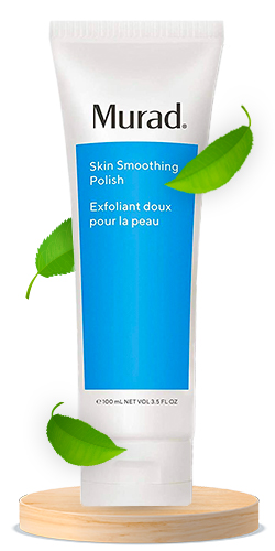 Murad Facial Skin Scrub for Oily and Blemish-Prone Skin