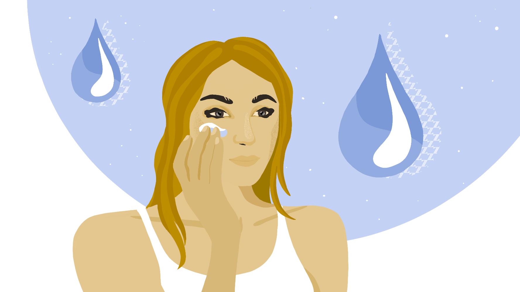 the purpose of moisturizers