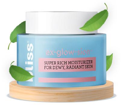 Bliss Ex-glow-sion Super Rich Face Moisturizer