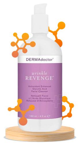 DERMAdoctor Wrinkle Revenge Cleanser