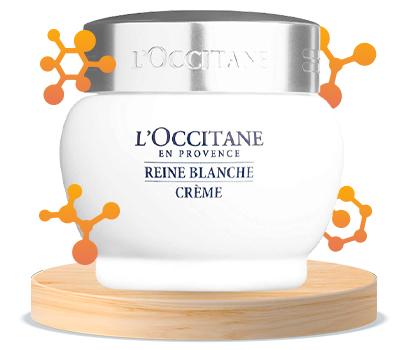L'Occitane Reine Blanche Brightening Face Cream