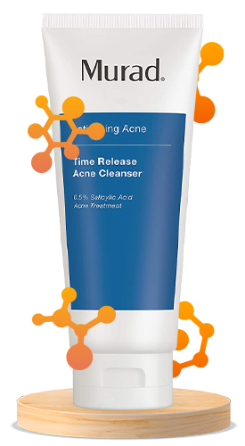 Murad Anti-Aging Acne Time Release Acne Cleanser