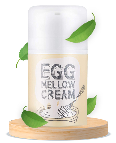 Too Cool for School All-in-One Egg Mellow Cream