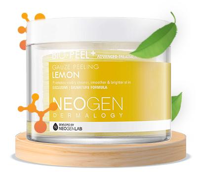 NEOGEN Dermalogy Bio Peel Gauze Peeling Pads - Lemon